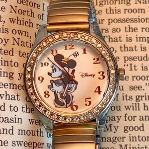 Disney's Minnie Mouse Wristwatch